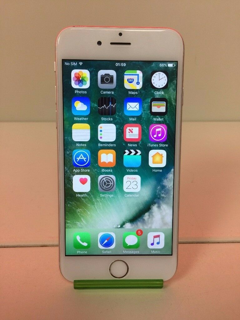 iPhone 6 - 16GB - Vodafone - White - SPT932