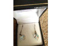 Womens Silver Earrings
