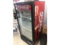 Fridge Refrigerator Coca-Cola Chilled Drinks/Food Cooler CHEAP