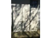 Fire Rated 6 Panel Doors