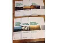 Brand New 2018 CFA Level 1 Official Books