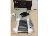 LG external portable DVD rewriter