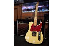 2004 Fender Lite Ash Telecaster Made In Korea