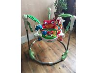 FISHER PRICE RAINFOREST JUMPEROO - 2nd hand but GREAT CONDITION & GREAT FUN!