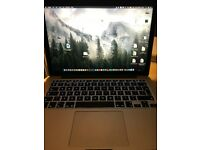 MacBook Pro 13, i5 2.6 GHZ, 256 SSD, Mid 2014