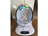 4moms® mamaRoo® Infant Seat - Classic Grey