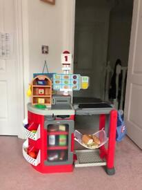 Little Tikes Shop and Learn Checkout.