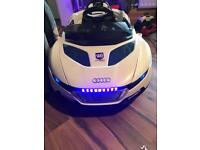 Audi R8 shape Kids electric Remote car