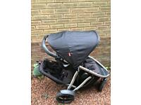 Phil & Teds Vibe Double Buggy Pushchair Stroller
