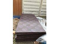 Film faced phenolic plywood