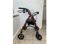 Days Rollator Mobility Aid