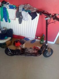50cc goped scooter for sale