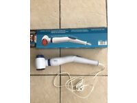 Hand held Massager with infrared heat