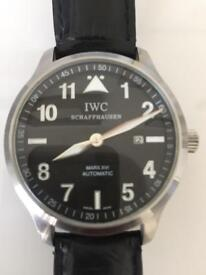IWC Spitfire Mark XVI Pilot's watch.