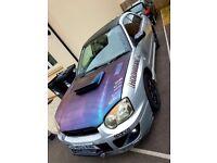 Subaru impreza 2.0 gx petrol