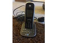 BT5510 phone with answerphone facility