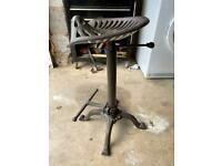 Cast Iron Seat / Stool