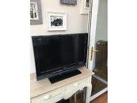 Sony Bravia TV with free view