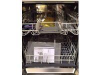 Brand new BOSCH SMV40C10GB Full-size Integrated DishwasherRRP399.99