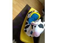 Little tikes rocking cow