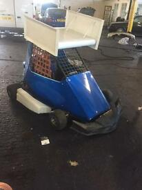 NINJA KART GO KART STOCK CAR READY TO RACE