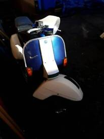 Vespa px 125 not lml or lambretta
