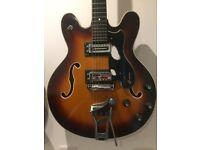 Ovation Tornado 60s USA/Germany Electric Guitar - trade/swap
