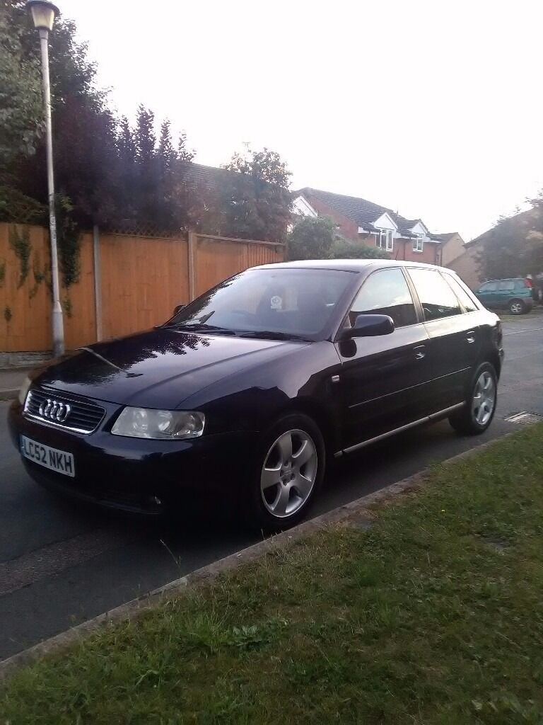 audi a3 quattro 2003 180bhp 6speed in welham green hertfordshire gumtree. Black Bedroom Furniture Sets. Home Design Ideas