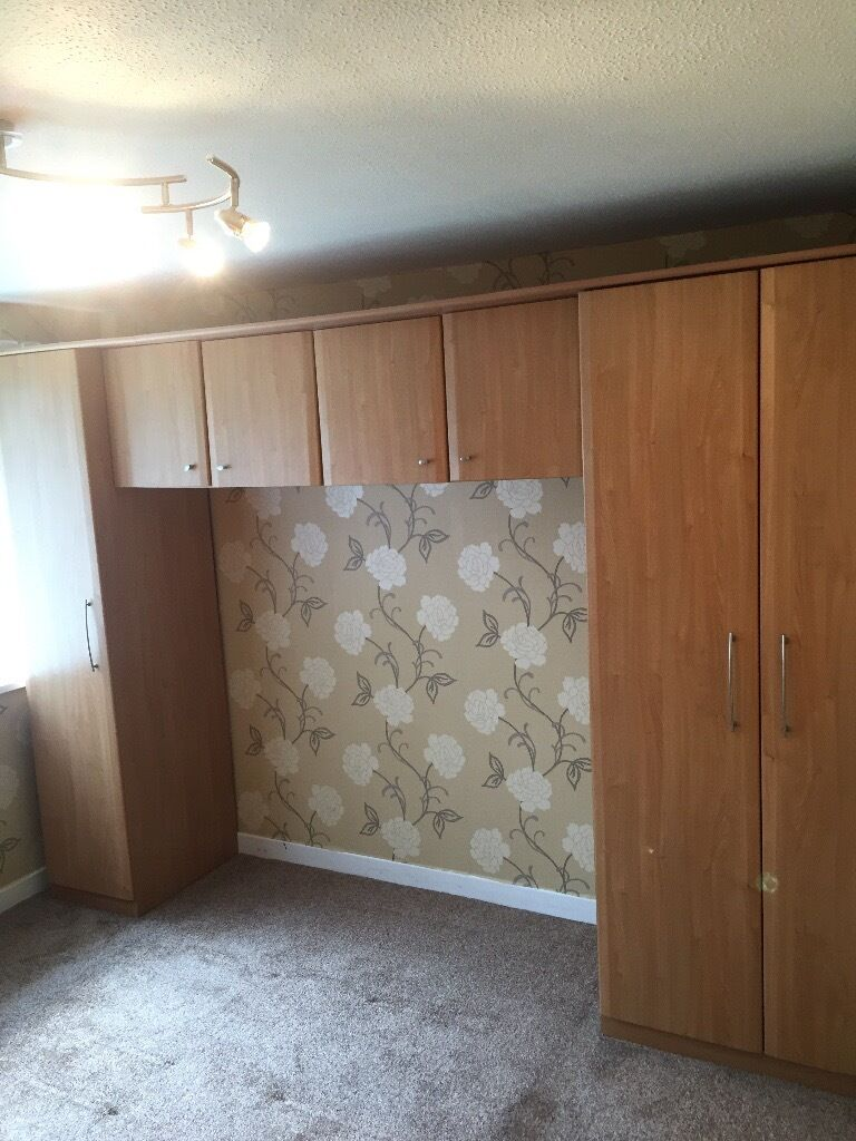 Fitted Wardrobes And Over Bed Storage