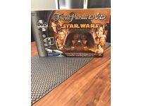 STAR WARS Trivial Pursuit DVD unopened