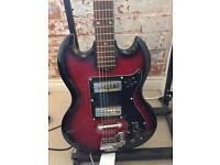 Zenta Vintage Japanese 1960's Electric Guitar
