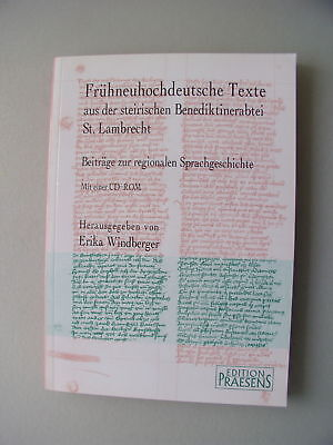 Frühneuhochdeutsche Texte steirischen Benediktinerabtei