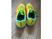 Boys size 5 Nike Magistax astro turf boots
