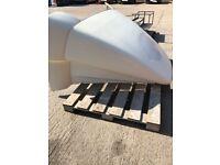 DAF CF 65/75/85 Wind Deflector for sale  Morley, West Yorkshire