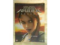 Tomb Raider Legend guide