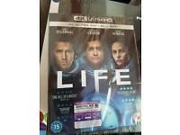 Life 4k movie