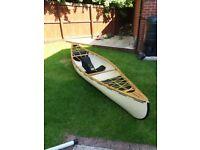 Apache 12 ft Solo Canoe. Leeds