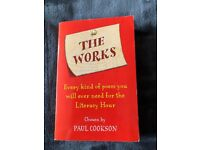 The Works - poetry book