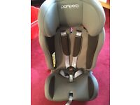 Baby's Car seat birth to 7 years