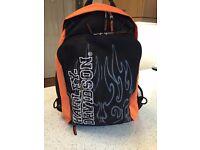 Harley Davidson original back pack