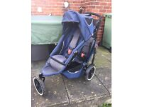 Phil & Ted Sport Double Buggy