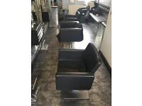 Hairdressing chairs £100 for all 3