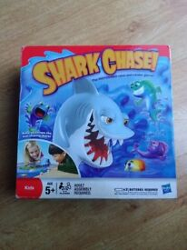 Hasbro Shark Chase Board Game