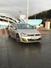 2014 VW Golf GTD RARE COLOUR *HEATED SEATS* £20 TAX
