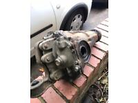 2005 Kia Sorento differential