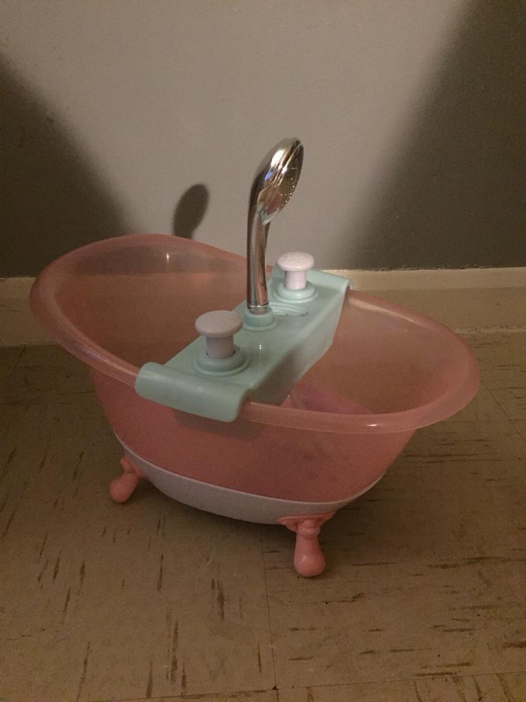 Baby born toy bath | in Canada Water, London | Gumtree