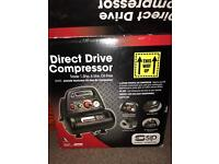 Sip direct drive compressor