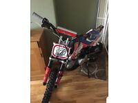 Superstomp 125cc Pitbike