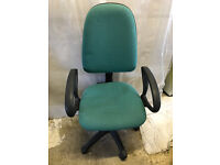 Turquoise Office Chair for sale