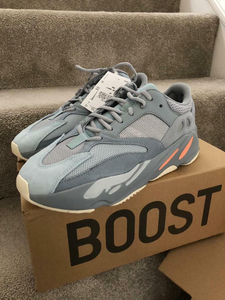 375473fe772 Adidas Yeezy Boost 700 inertia   UK size 9